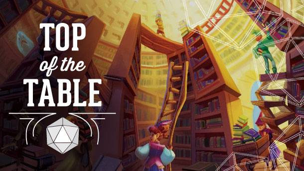 Top Of The Table – Ex Libris