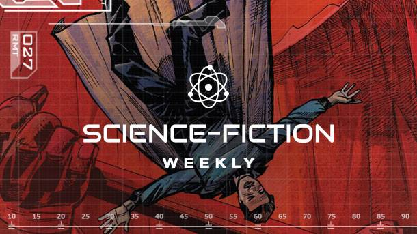 Science-Fiction Weekly – Star Wars Battlefront II, Solo, Justice League, Superman