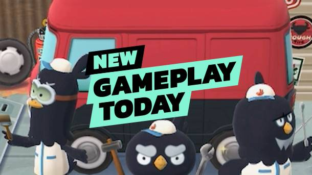 New Gameplay Today – Animal Crossing Pocket Camp