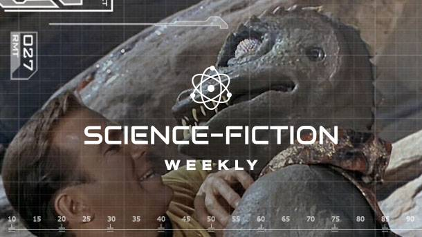 Science-Fiction Weekly – Guardians of the Galaxy, Star Trek Discovery, Star Wars: The Last Jedi