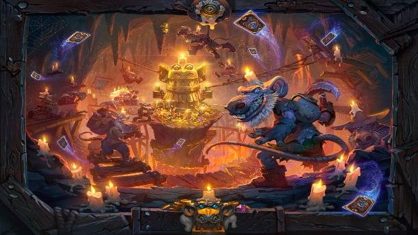 Check Out This Exclusive Hearthstone Kobolds and Catacombs Card Reveal