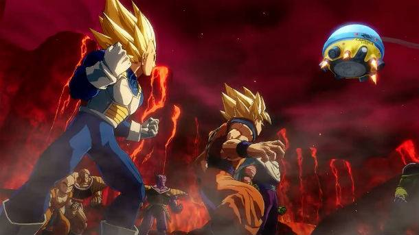 New Dragon Ball FighterZ Trailer Explores Game's Story Structure