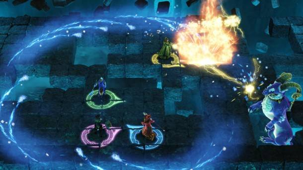 Cooperative Spellcasting Game Arrives Later This Year