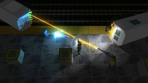 Stealth Kill Your Friends In The Dark With This Top-Down Shooter