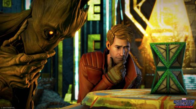 Telltale's 'Guardians of the Galaxy' first season ends next week