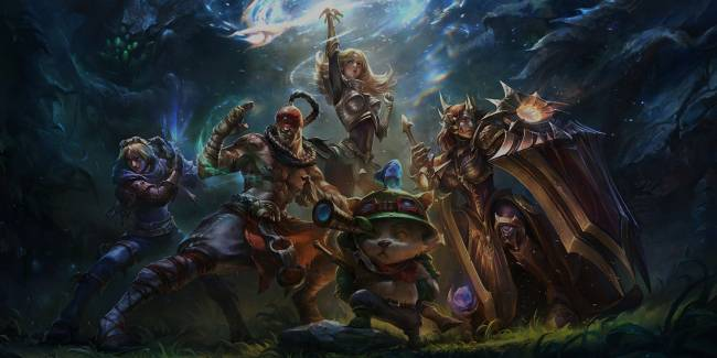 North American 'League of Legends' championship finalizes 10-team roster