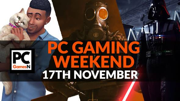 Your PC gaming weekend: win Human: Fall Flat, play Rainbow Six Siege and StarCraft II for free, and more!