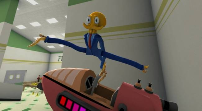 Octodad: Dadliest Catch Coming to the Switch