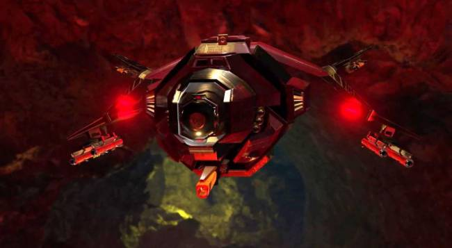 Descent: Underground Headed To Xbox One And PS4