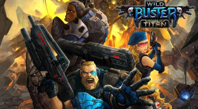 Wild Buster: Heroes of Titan Exclusive Alpha Access Giveaway