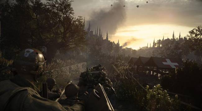 Call of Duty: WWII Co-Op Review