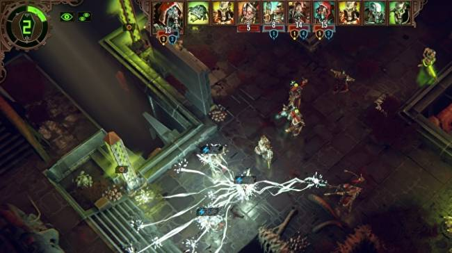 Tactical dungeon-crawl Warhammmer 40,000: Mechanicus is out now