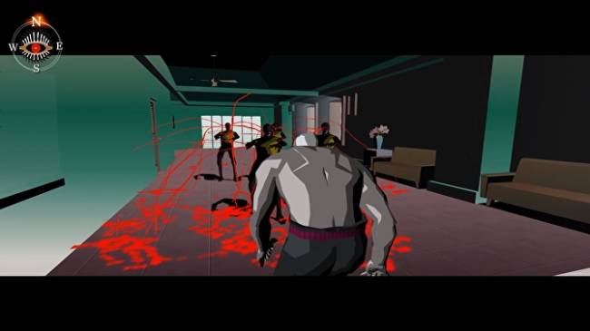Killer7 is out now on PC and as strange as ever