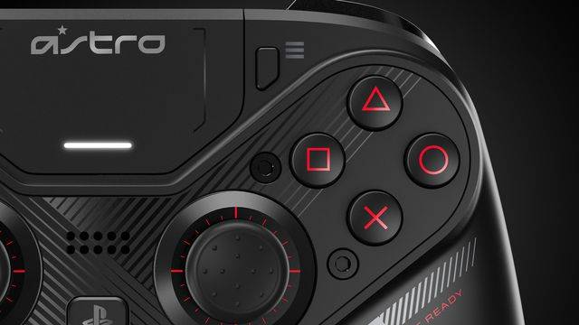 Astro's $199.99 PS4 controller offers 'Elite' levels of customization