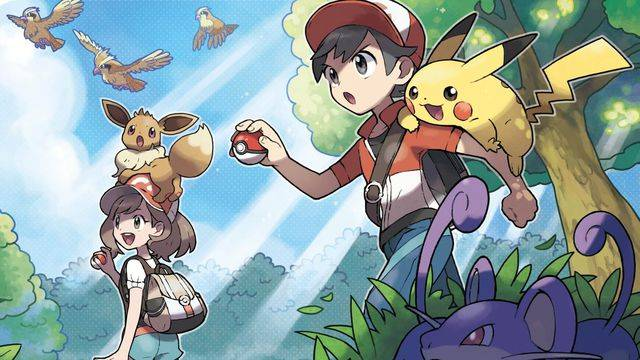 Should you play Pokémon: Let's Go, Pikachu or Eevee?