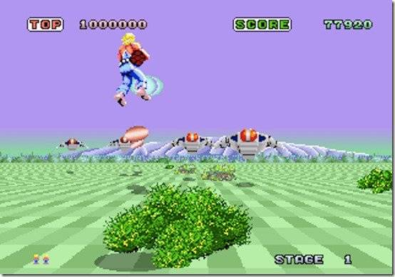 Yu Suzuki Discusses The Speed Bumps In The Development Of Space Harrier
