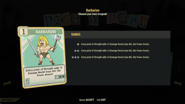 Fallout 76 Perk Cards Guide: All The Perk Cards We've Found (So Far)