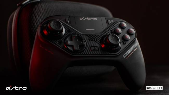 Offset Sticks Finally Come to PlayStation 4 with Astro C40 TR Controller