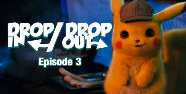 Drop In/Drop Out: Episode 3 — With A Little Help From My Friends
