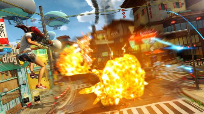 Sunset Overdrive is Officially Coming to PC Tomorrow