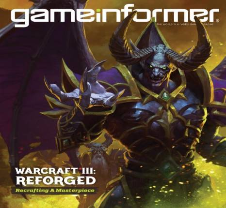 December Cover Revealed - Warcraft III: Reforged
