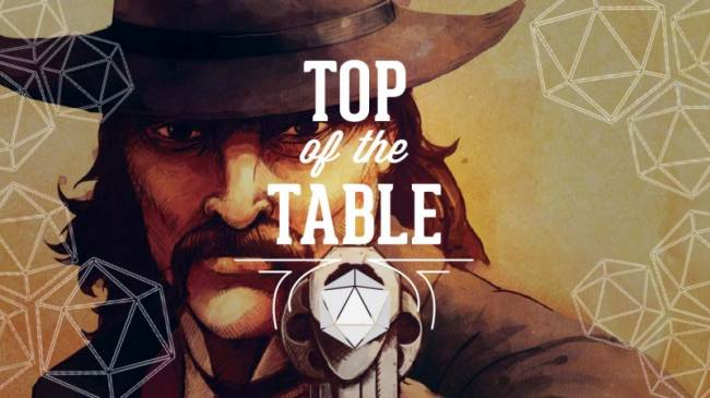 Top Of The Table – Western Legends