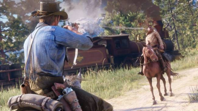 Watch 30 Hours Of Red Dead Redemption II In One Spoiler-free 3.5 Minute Highlight Reel