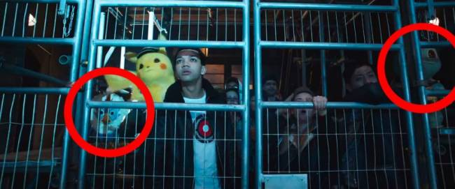 29 Pokémon Cameos You May Have Missed In The Detective Pikachu Movie Trailer