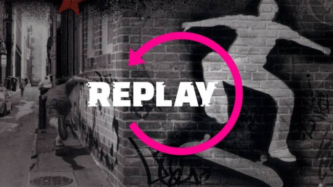 Replay – Tony Hawk's Underground