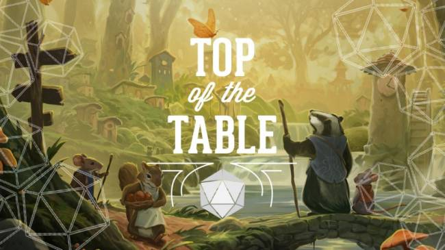 Top Of The Table – Everdell