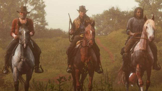 A Surprising, Familiar Face Returns In Red Dead Online