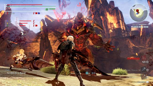 God Eater 3 Release Date Trailer Shows Off The Action Gameplay