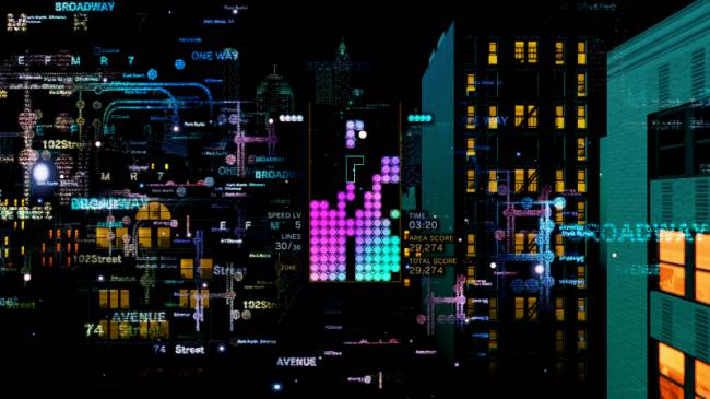 Tetris Effect Is A Colorful Riot Of Falling Musical Blocks