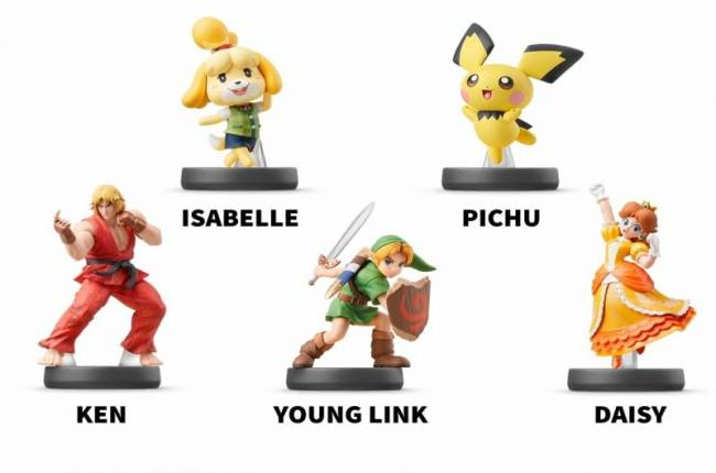 Ken, Ice Climbers, Isabelle, And More Smash Amiibos Coming Next Year