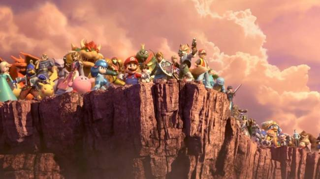The Universe Explodes And Everyone Dies In Super Smash Bros. Ultimate's World Of Light Campaign