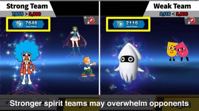 Spirits Join Super Smash Bros. Ultimate As Helpful Boosts To The Main Fighters