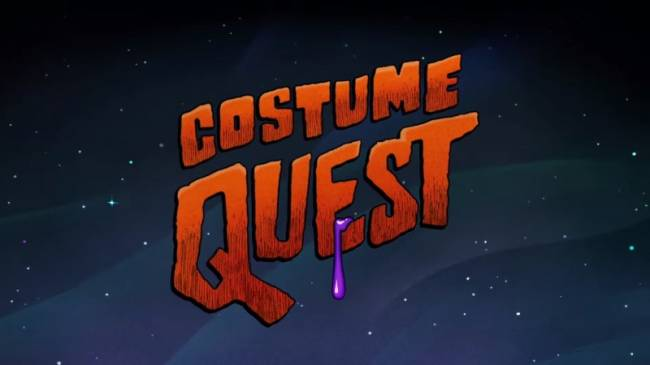 Watch Costume Quest Cartoon's Main Title Sequence