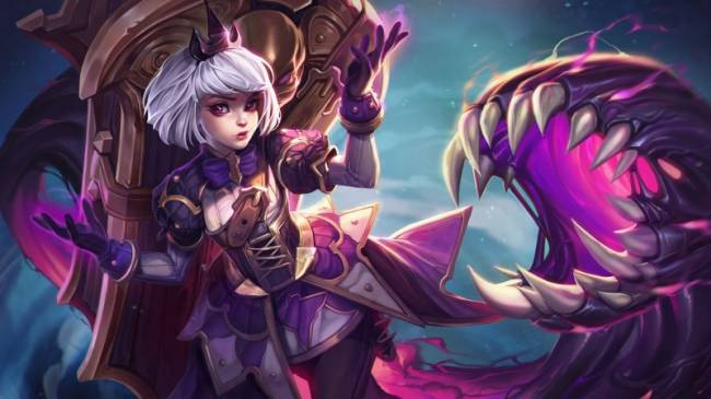 Orphea Is Heroes Of the Storm's First Original Character