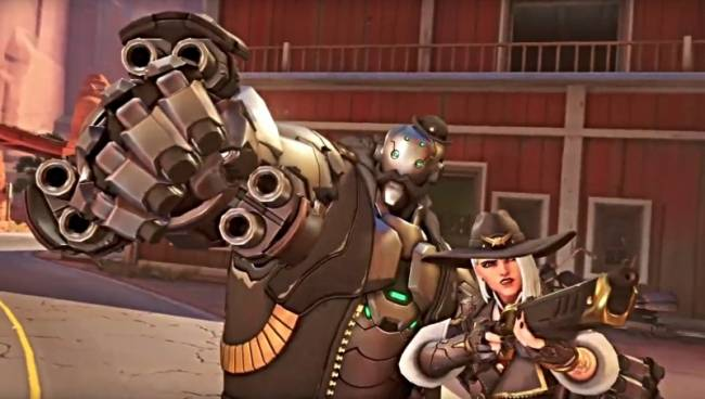 Blizzard Announces A Wild New Overwatch Hero Named Ashe