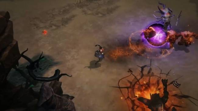 Blizzard Reveals Diablo Immortal