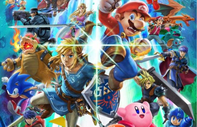 12 Things You May Have Missed In The Smash Bros. Ultimate Direct