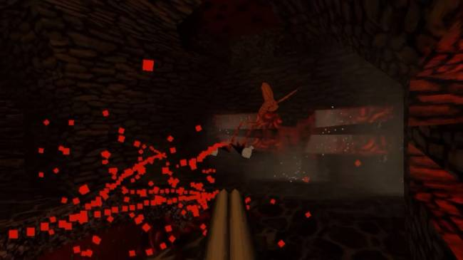 Gore-Filled Retro Shooter Dusk Receives A Release Date