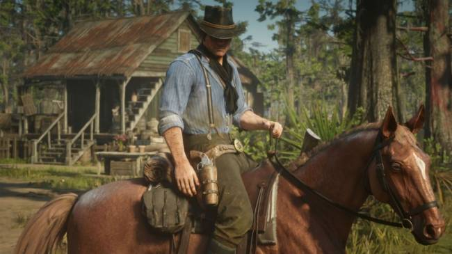 Rockstar Reveals The Talent Behind Red Dead Redemption II's Official Soundtrack
