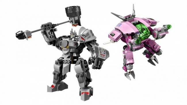 Lego Reveals The First Series Of Overwatch Sets
