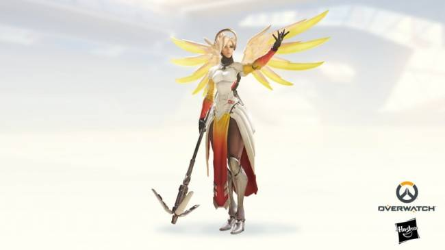 More Blizzard Merchandise Announced With New Mercy Figure And Uniqlo Collaboration