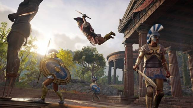 Assassin's Creed Odyssey Mercenaries Live Events Are Being Put On Ice
