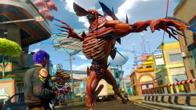 Sunset Overdrive Is Likely Heading To PC (Update: Steam Listing)