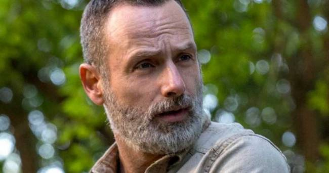 The Walking Dead Star Andrew Lincoln Signs Deal For Three Movies In The Series