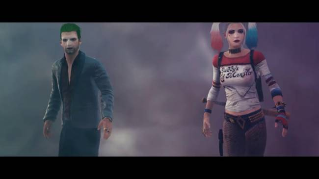 Joker And Harley Quinn Come To PlayerUnknown's Battlegrounds