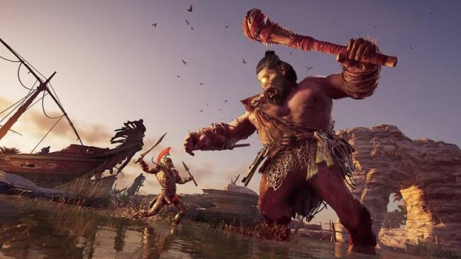 Assassin's Creed Odyssey's November Update Brings New Story Content, Events, And More